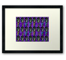 """""""Girls are Wired Differently""""© Framed Print"""