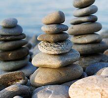 Seaside Pebble Towers by PDGFilm