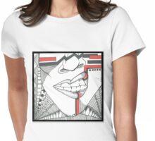 [SHUTTER] Womens Fitted T-Shirt