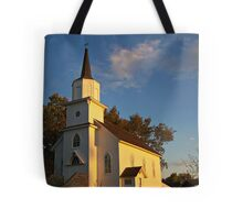 Beaver Creek Church Tote Bag