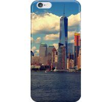 New York River Cruise iPhone Case/Skin