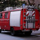 The Old Ambulance by brijo