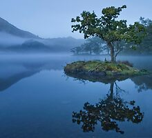 rydal water at dawn by paul mcgreevy