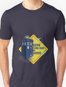 Doctor Who Tardis - Baby Timelord on Board Unisex T-Shirt