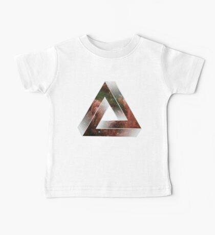 Impossible Triangle Baby Tee