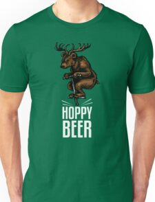 Hoppy Beer Unisex T-Shirt