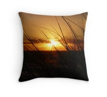 Last Moments in Time. Throw Pillow