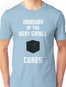 Doctor Who Cube Unisex T-Shirt