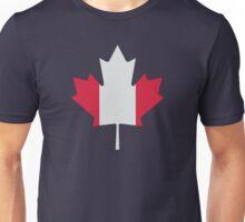 Canada maple leaf flag Unisex T-Shirt