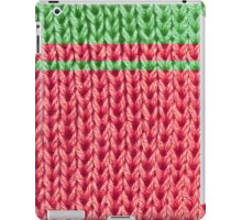 "Ugly ""Sweater"" iPad Case/Skin"