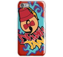 Dr. Who Tang iPhone Case/Skin