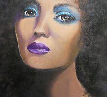 EXOTIC LADY by Dian Bernardo