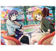 Love Live! School Idol Festival - Amusement Park Date Poster