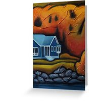 Petite-Riviere-St-Francois1b  Greeting Card