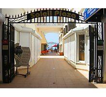 Sun Plaza, St. Maarten  Photographic Print