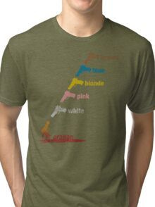 Big Red Dogs Tri-blend T-Shirt