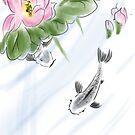 Digital Chinese brush style painting. by joelwilluk