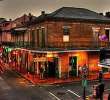 Evening on Bourbon by Greg and Chrystal Mimbs
