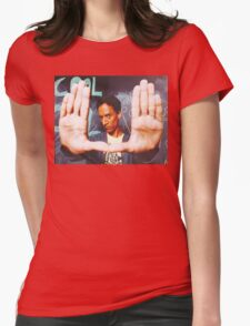 Abed Womens Fitted T-Shirt