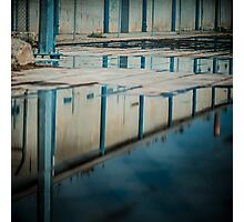 Industrial World - 001 Photographic Print