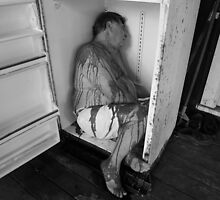 Defrosting the Refrigerator by Barbara Morrison