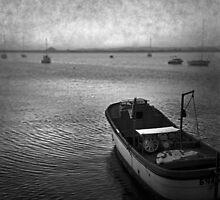 Boat by Stefan Kutsarov