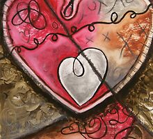 Heart by Josiane Gagnon
