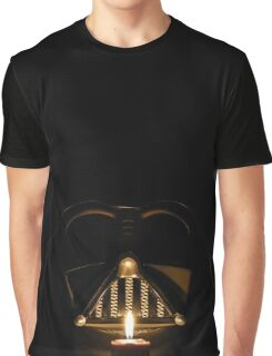 Light a candle for the dark side Graphic T-Shirt