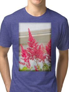 The Beauty Of Pink! Tri-blend T-Shirt