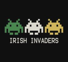 Irish Invaders by Irish32