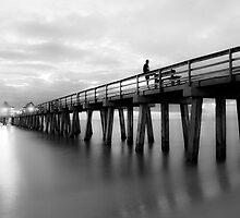 Naples Pier by Remo Daut