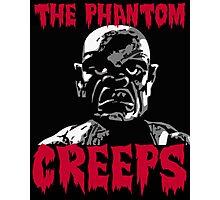 The Phantom Creeps - Robot Photographic Print