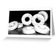 Polo Mints! Greeting Card