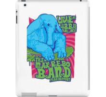 Max Rebo Band iPad Case/Skin