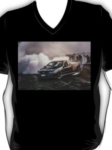 BASKDR Burnout T-Shirt