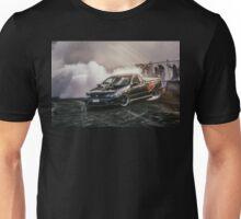 BASKDR Burnout Unisex T-Shirt