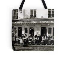Chez Eugene Tote Bag