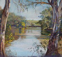 Goulburn Vista by Lynda Robinson