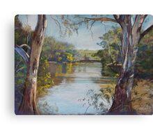 Goulburn Vista Canvas Print