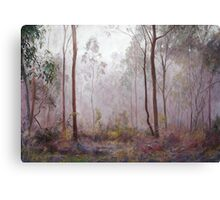 'Winter at Wickham' Canvas Print