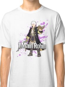 I Main Robin - Super Smash Bros Classic T-Shirt