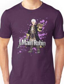 I Main Robin - Super Smash Bros Unisex T-Shirt