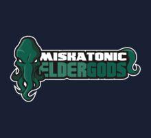 Miskatonic University Elder Gods (Full Logo) Kids Clothes