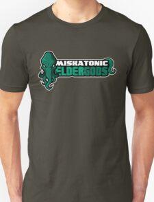 Miskatonic University Elder Gods (Full Logo) Unisex T-Shirt
