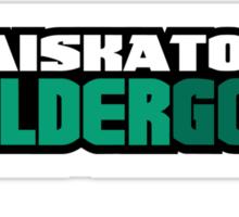 Miskatonic University Elder Gods (Full Logo) Sticker