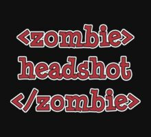 <zombie> headshot </zombie> by shampson