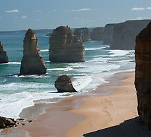 Port Campbell Scene by obliqueimages