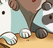 We Bare Bears - Hungry! Sticker