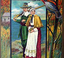 Happy Thanksgiving by Susan S. Kline