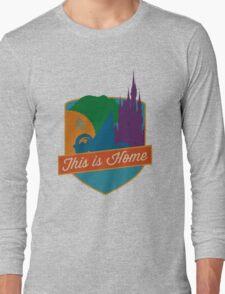 Disney is Home Long Sleeve T-Shirt